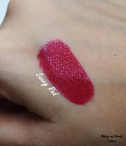 johara lipstick swatches