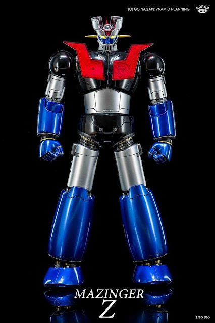 osw.zone King Arts Diecast Figures Series DFS065 Dynamic Planning Diecast Action Mazinger Z