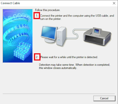 Cara Instal Printer Canon IP2770 Tanpa CD