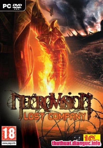Download Game Necrovision: Lost Company – RELOADED Fshare