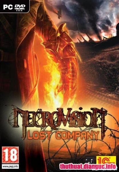 Download Game Necrovision: Lost Company - RELOADED Fshare