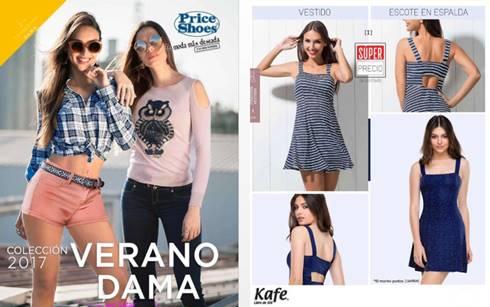 Catalogo PriceShoes Ropa Mujer Verano 2017