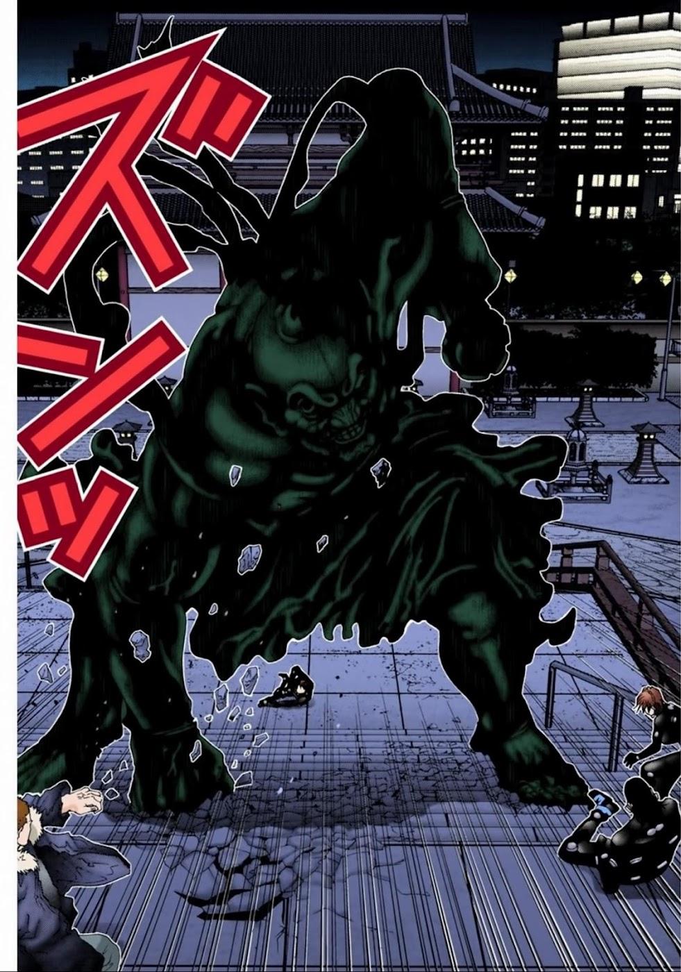 Gantz Chap 64: Chiến đấu trang 15