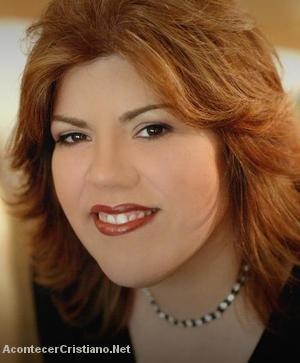 Cantante Cristiana Doris Machín