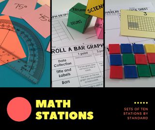 Check out these three practical, but powerful ways to supercharge your math stations and make the most of math center time! #mathcenters #math