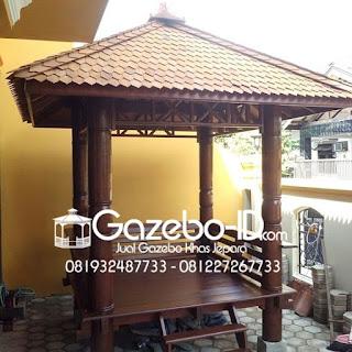 Gazebo Pesanan