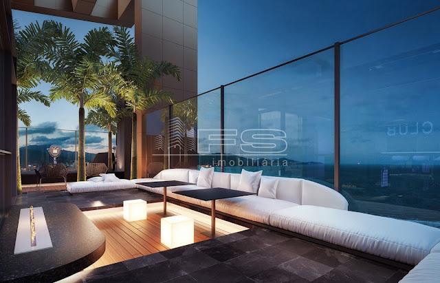 Lareira Lounge  Doha Tower