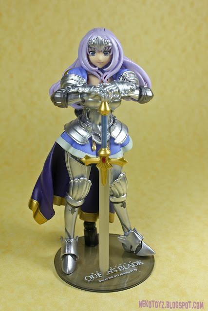 Neko Toyz: Revoltech Queen's Blade Rebellion #13 Princess ...
