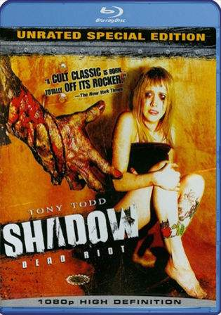 Shadow Dead Riot 2006 BRRip 300MB 480p UNRATED Dual Audio