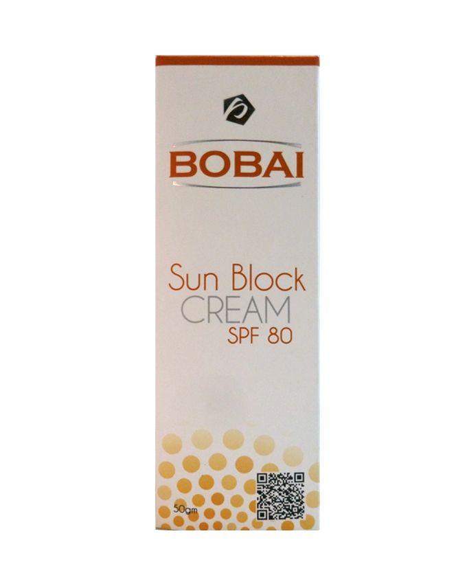 786b66cb2 صن بلوك بوباي 45 Bobai Sun block أرخص واقي شمس في مصر