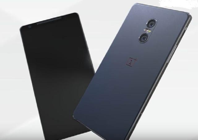 Android Merek China Dengan RAM 6 GB Paling Canggih Tahun 2017
