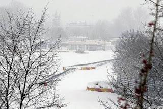 Nostradamus predicts two consecutive days of snow in Salento