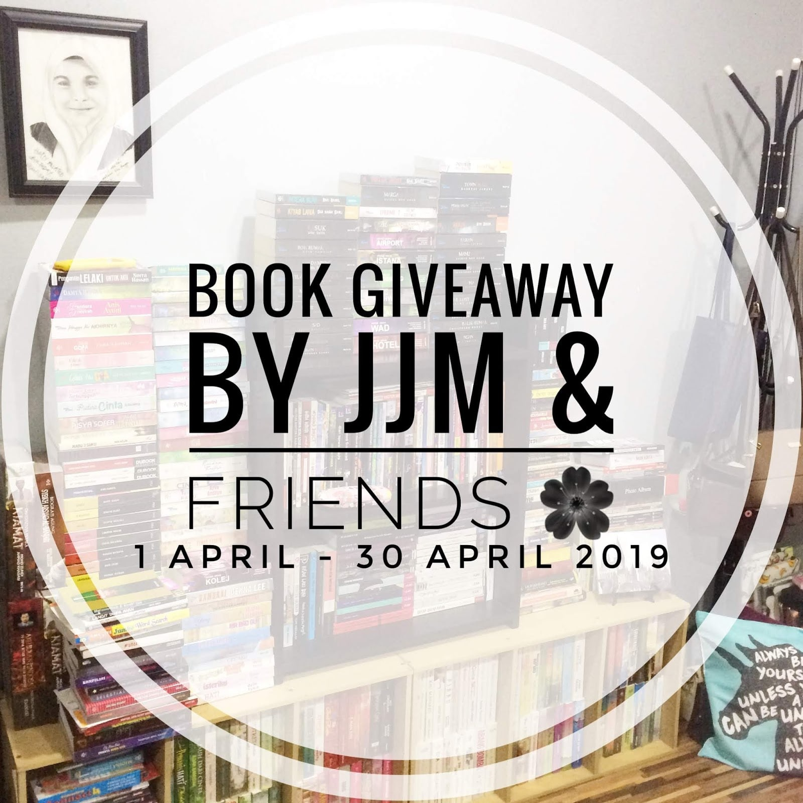 Book Giveaway by JJM & Friends