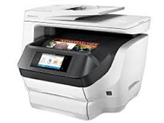 Picture HP OfficeJet Pro 8745 Printer