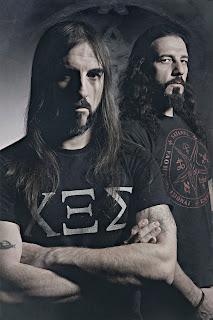 Rotting Christ em turnê pelo Brasil