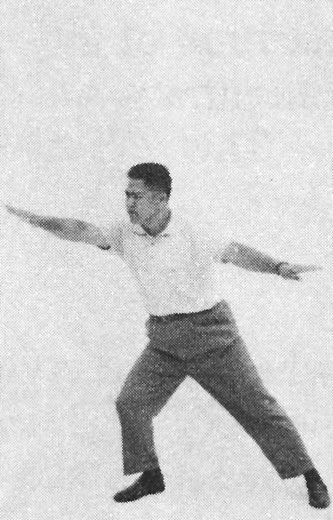 Tai Chi Chuan (Square Form) 118. Tai Chi at Rest