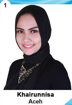 Finalis Puteri Indonesia 2016 Aceh