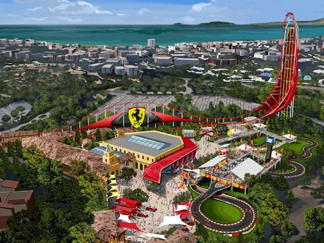 ferrari world usa
