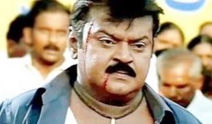 Vijayakanth Mass Scenes| Thennavan Tamil Movie