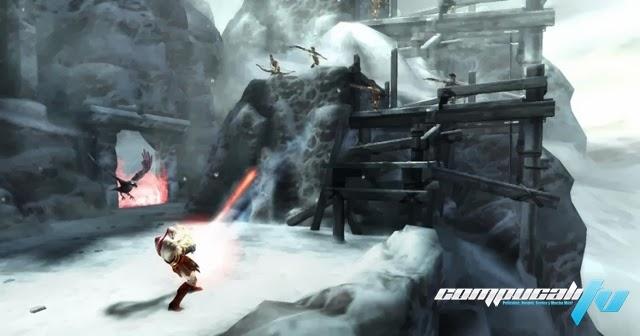 God of War Ghost of Sparta PC Español Repack