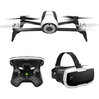 Drone Bebop 2 y FPV
