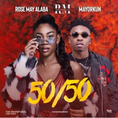 "Rose May Alaba – ""50/50"" ft. Mayorkun"