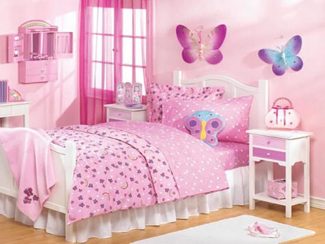 Pink Room Design: Make it a New Sensation Pink Room Design: Make it a New Sensation 2
