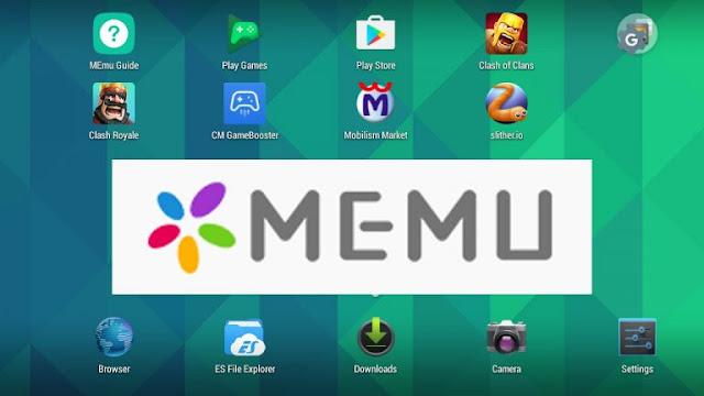 اقوي محاكي لتشغيل الاندرويد علي حاسوبك MEmu Android Emulator اخر اصدار برابط مباشر
