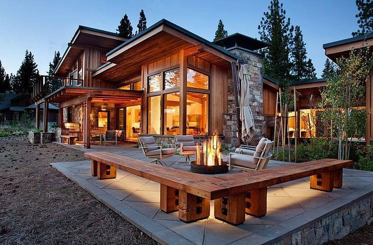 Tremendous 15 Best Wooden House Design Minimalist Classic And Simple Largest Home Design Picture Inspirations Pitcheantrous