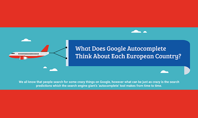 What Does Autocomplete Think About Each European Country?