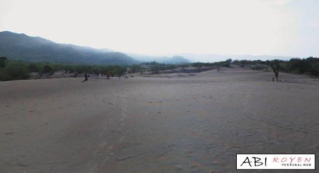 Tempat Wisata Romantis di Jogja Gumuk Pasir