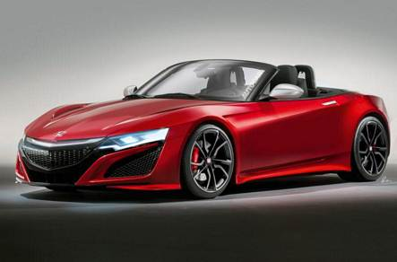 Honda S2000 sports car to return as Mazda MX-5 rival