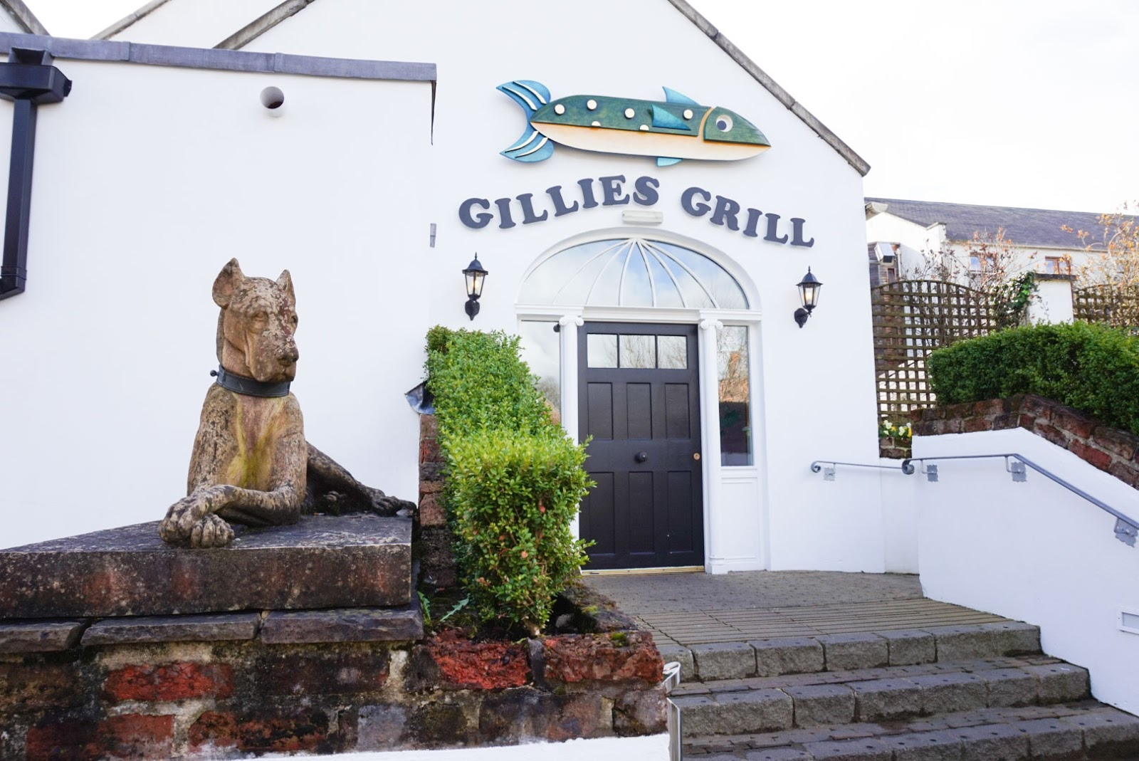 Gillies Bar & Grill, Galgorm Resort & Spa, Ballymena