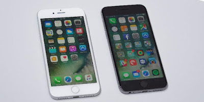 ios 10 vs ios 9 iphone 7 plus dan iphone 6s