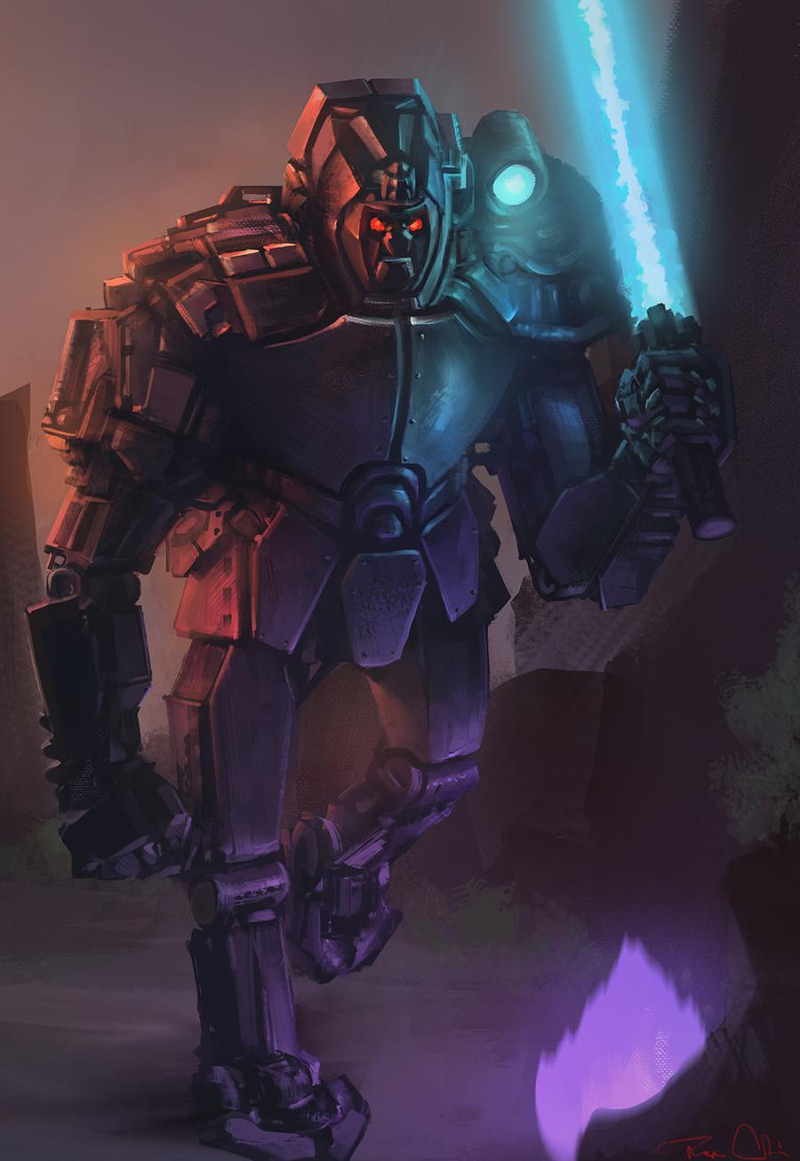 [Image: RobotLazerSword.jpg]