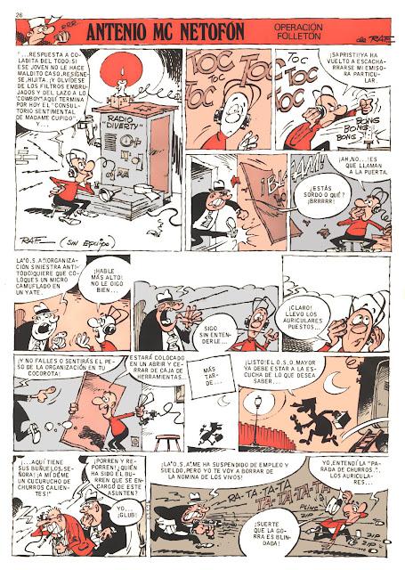 Mortadelo Especial nº 12 (13 de Diciembre de 1976)