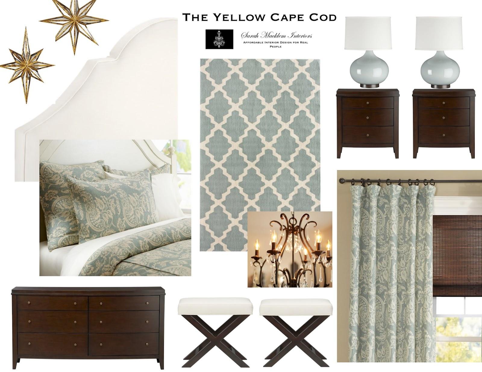 The Yellow Cape Cod: Design Services