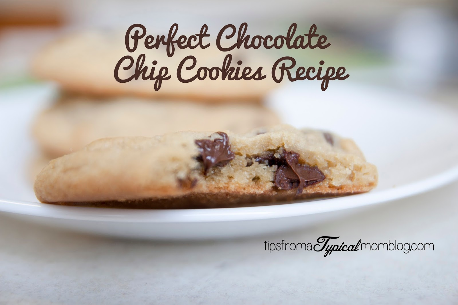 Perfect chocolate chip cookie recipe math activity if you give a the perfect chocolate chip cookie recipe from tips from a typical mom forumfinder Images