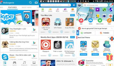 تحميل متجر Mobogenie Market لتحميل أحدث الألعاب والتطبيقات اندرويد, mobogenie 2017, تنزيل mobogenie للهاتف