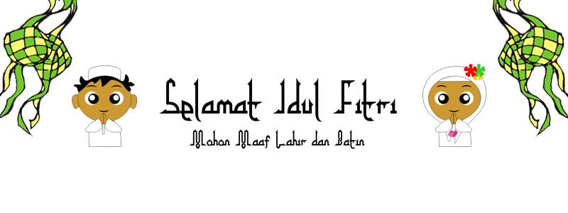 Rfajar Notes Selamat Hari Raya Idul Fitri 1434h