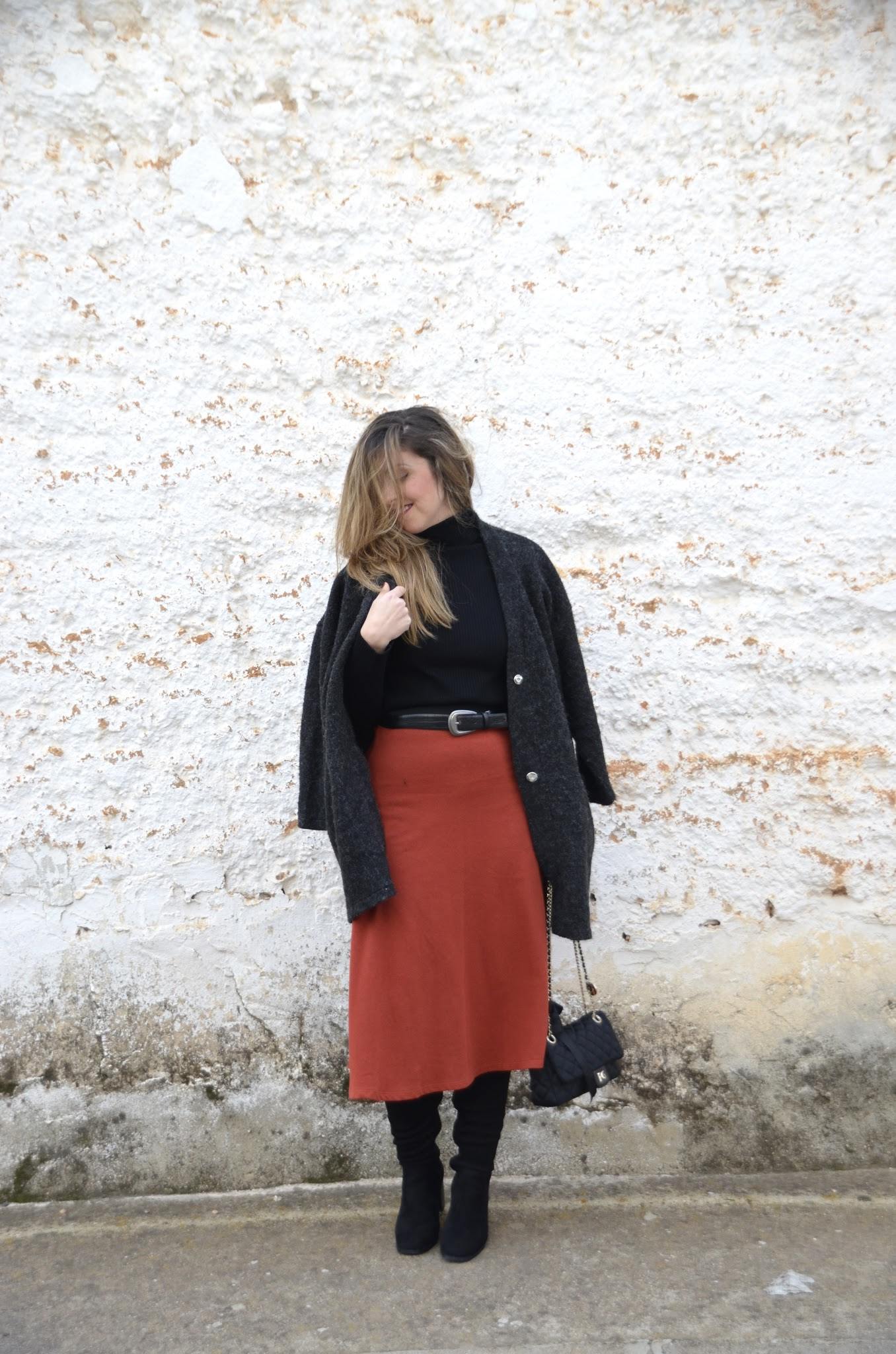layering outfit for winter