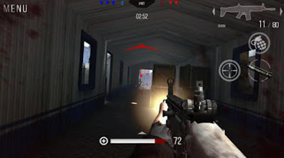 Link Download Game Modern Strike Online Apk + Data Mod VIP Unlimited Ammo For Android Versi v1.19.2 Terbaru