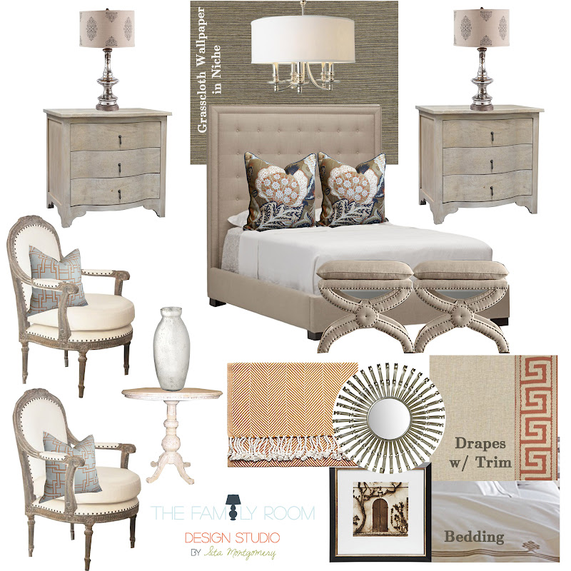 These Next Two E Designs Were For A Client That Asked Me To Help Her Makeover Both Family Room And Adjacent Dining Area She Has Young