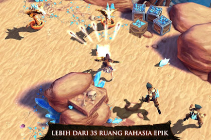 Download Dungeon Hunter MOD APK Terbaru