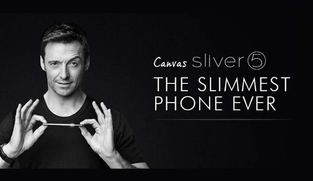 Micromax Canvas Silver 5 Rs.17999 | Slimmest & Lightest Mobile