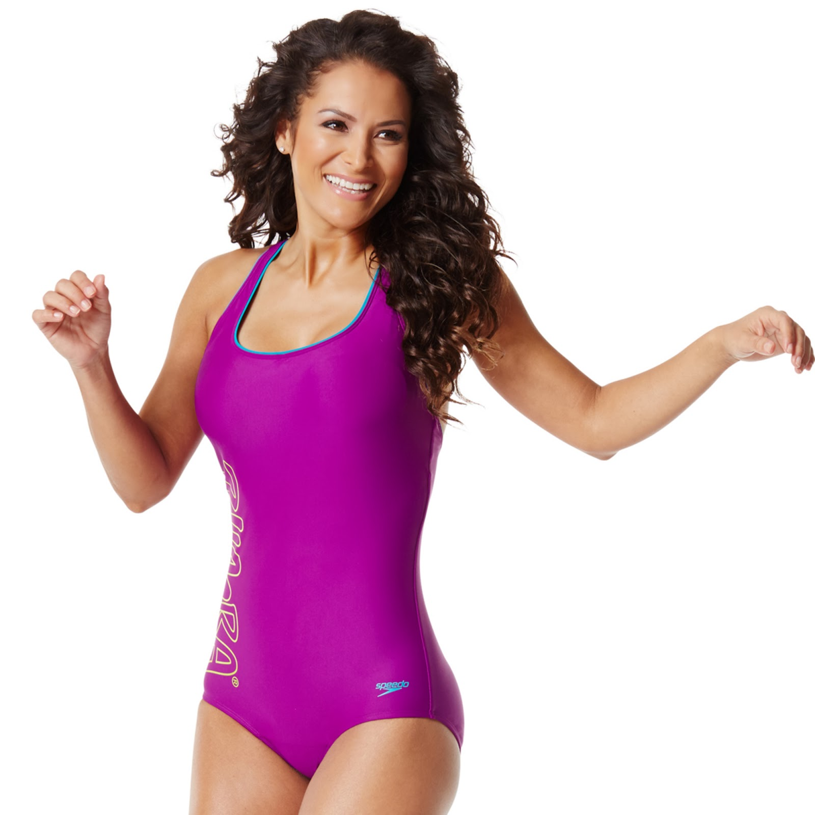 5a8720b373 The Zumba Mommy  The Speedo swimwear collection for Zumba
