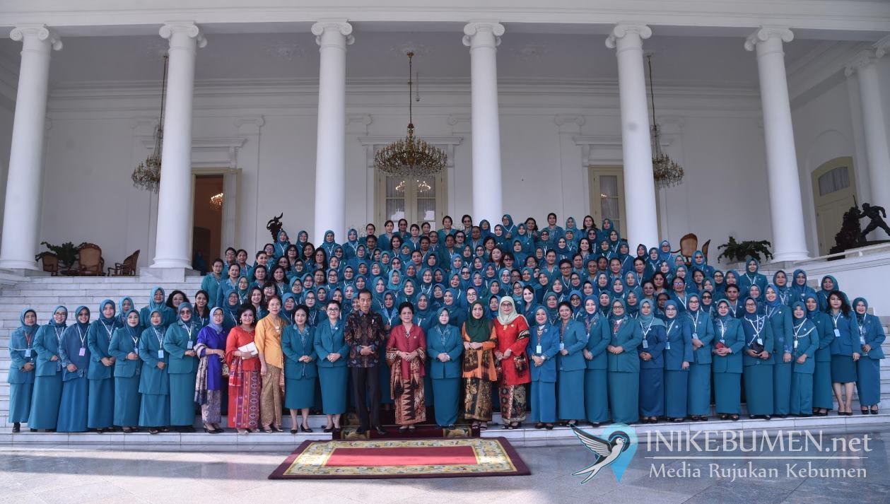 Bahas Stunting dan Sampah Plastik, Zuhroh Yazid Mahfudz Ikuti Rakornas TP PKK di Jakarta
