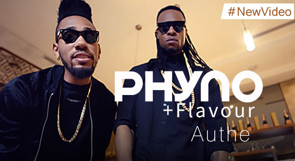 Phyno ft Flavour - Authe