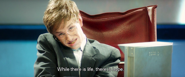The Theory of Everything Movie Quotes