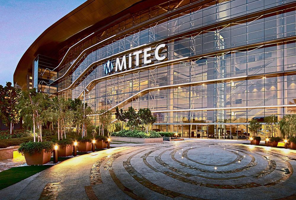 MITEC - Ruang Pameran Terbesar Di Malaysia